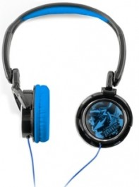 Headphone CV400 Jammerz Streets Azul - Coby