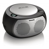 Radio Cd Player Philips Bivolt Prata Com Entrada Usb Philips